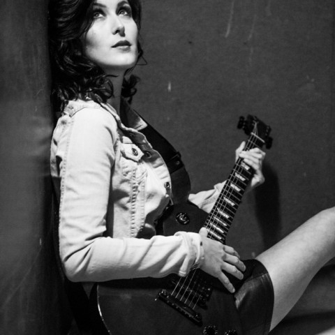Guitar girls/showreel